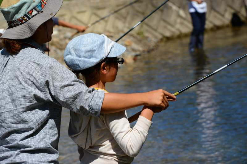 必ず釣れる!釣り入門